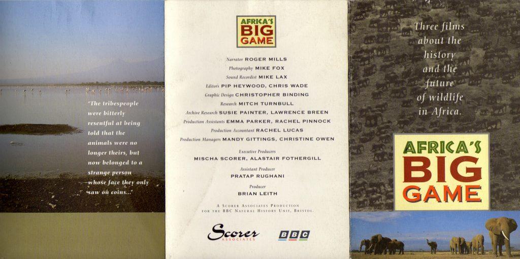 Africa's Big Game