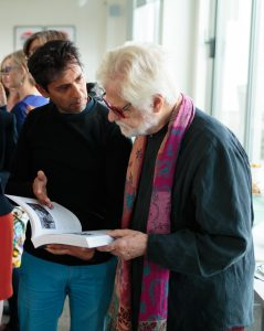 """Stanley Kubrick: New perspectives"" book launch Jan Harlan & Pratap Rughani"