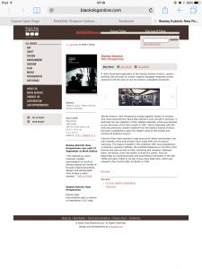 Black Dog Publishing Kubrick