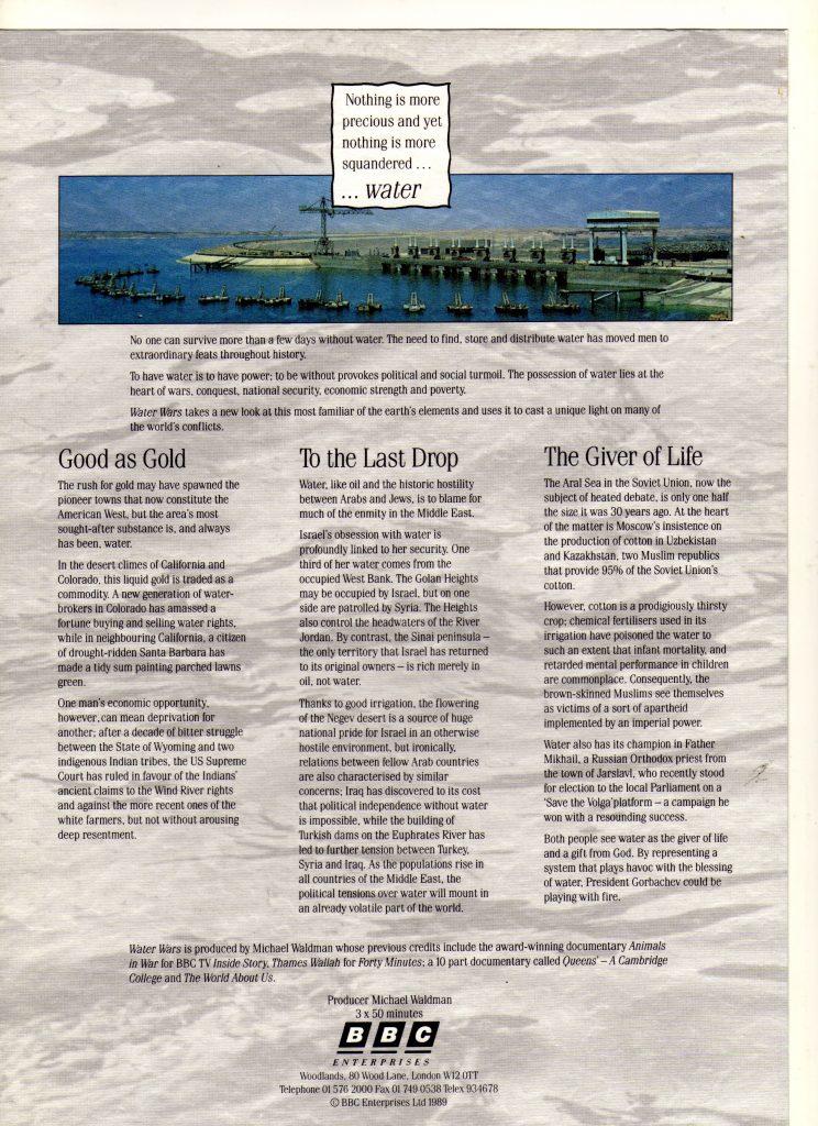 Water Wars leaflet e002