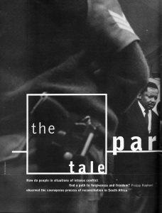 The Pardoners' Tale by Pratap Rughani