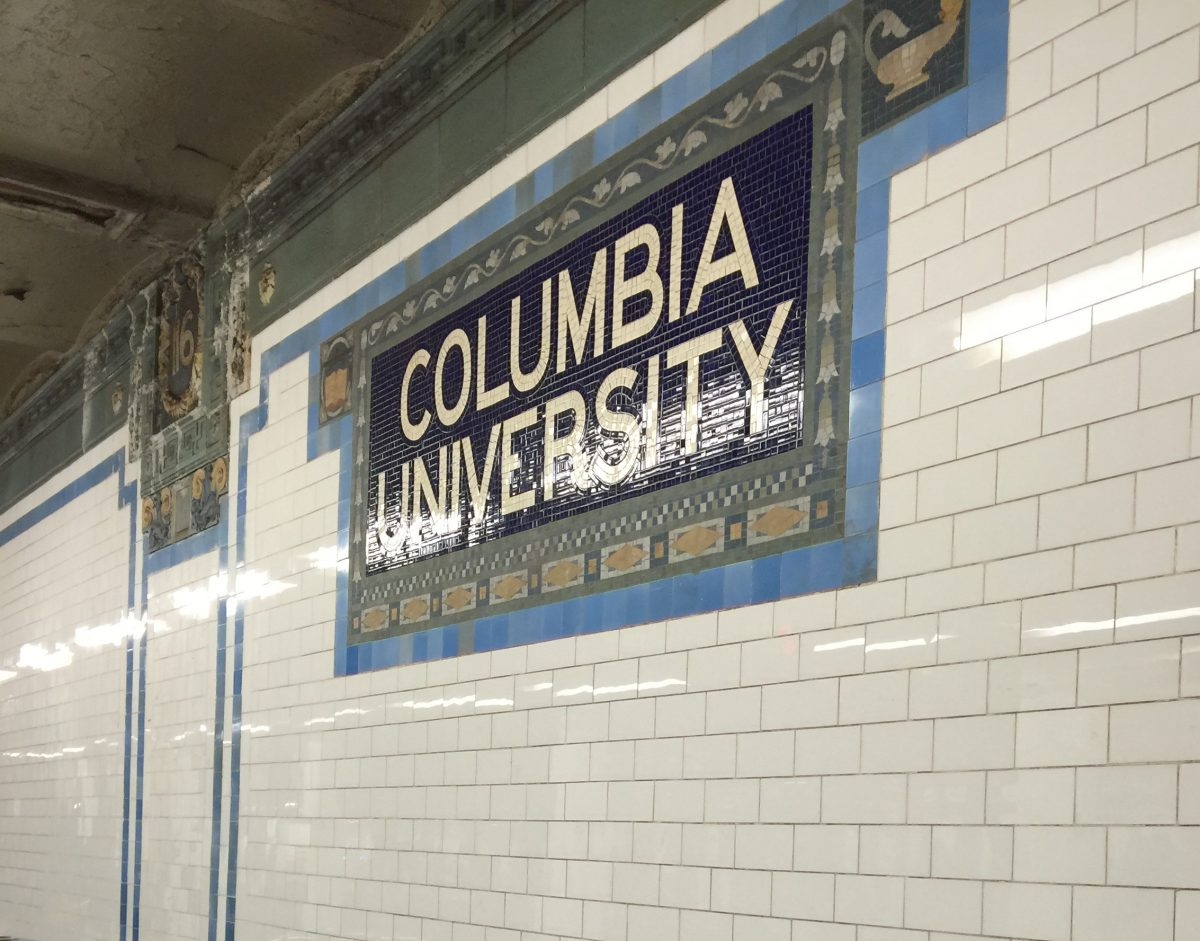 Senior Visiting Scholar for 2016/17  Columbia University, New York