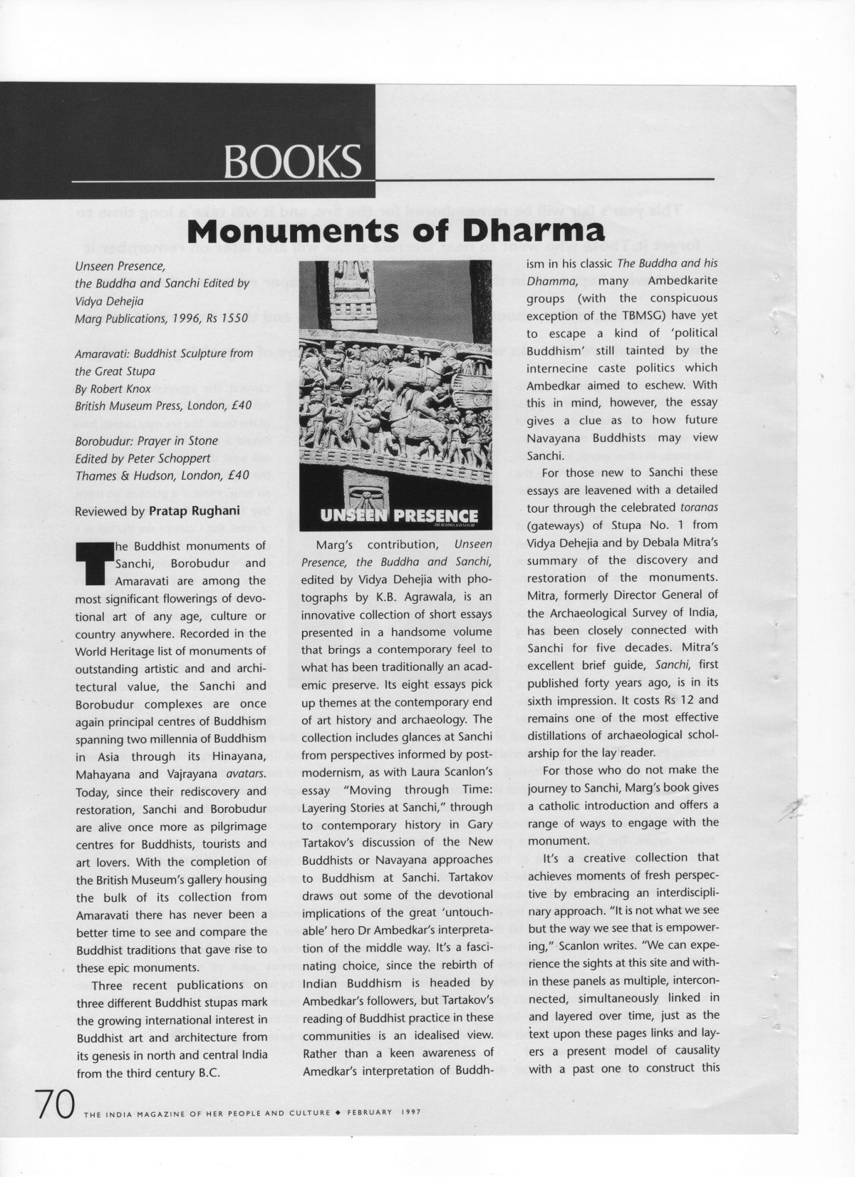 Monuments of Dharma