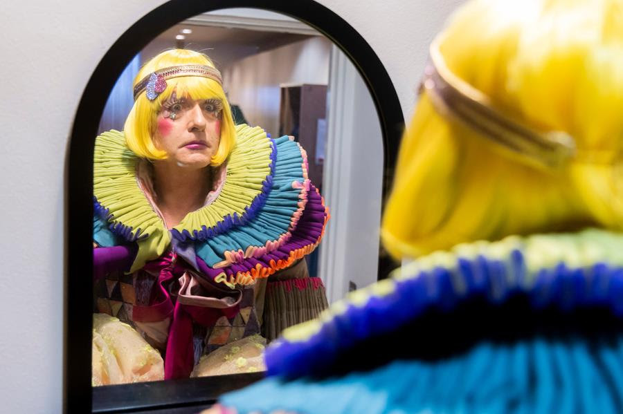 Talking to Anyone: UAL's Chancellor Grayson Perry gives new talk 19 Feb 2020