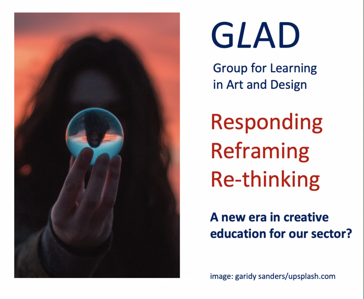 Group for Learning in Art & Design annual conference 21 April 2021